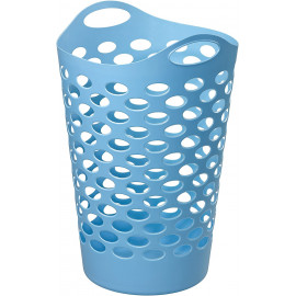 60 Litre Extra Large Laundry Hamper in Blue