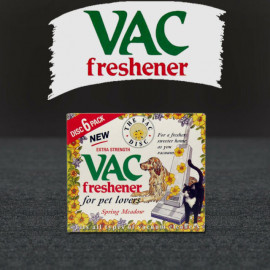 6 Pack Extra Strength Vac Fresheners For Pet Lovers