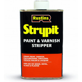 250ml Strypit paints and varnish stripper