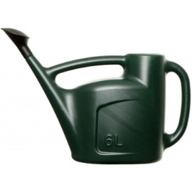 6 L Watering Can - Green